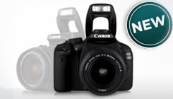 Canon EOS 550D DSLR camera – 503966