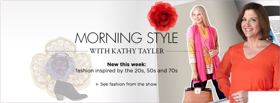 Morning Style with Kathy Tayler