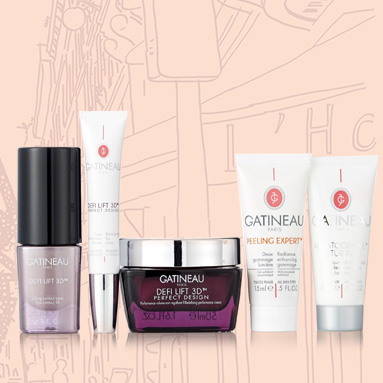 Gatineau Skincare collections