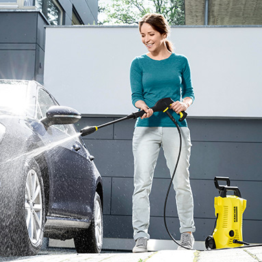 Karcher pressure washers and accessories