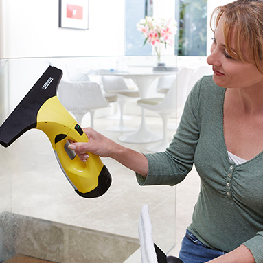 Karcher window vacuum cleaners