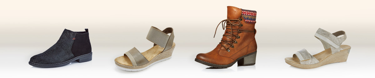 45a234bd4 Rieker — Shoes   Handbags - QVC UK