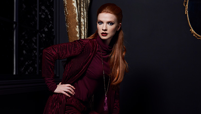 The Style List: Velvet Touch