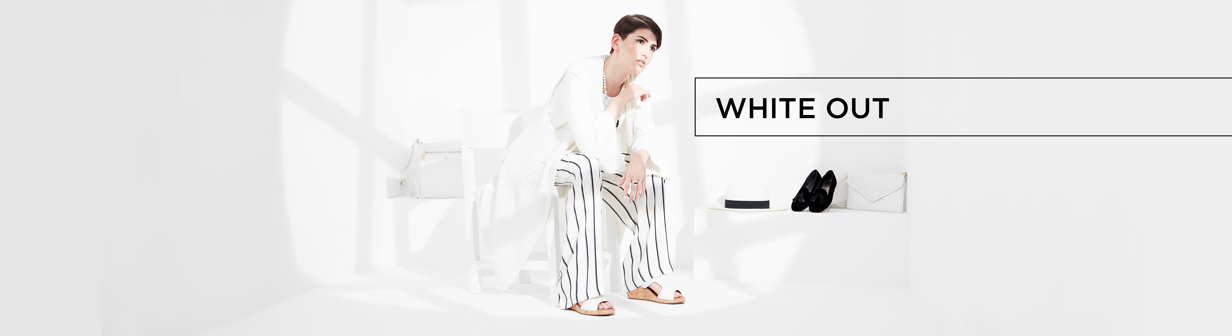 The Style List - White Out