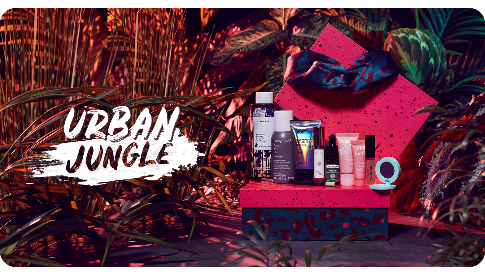 Urban Jungle box