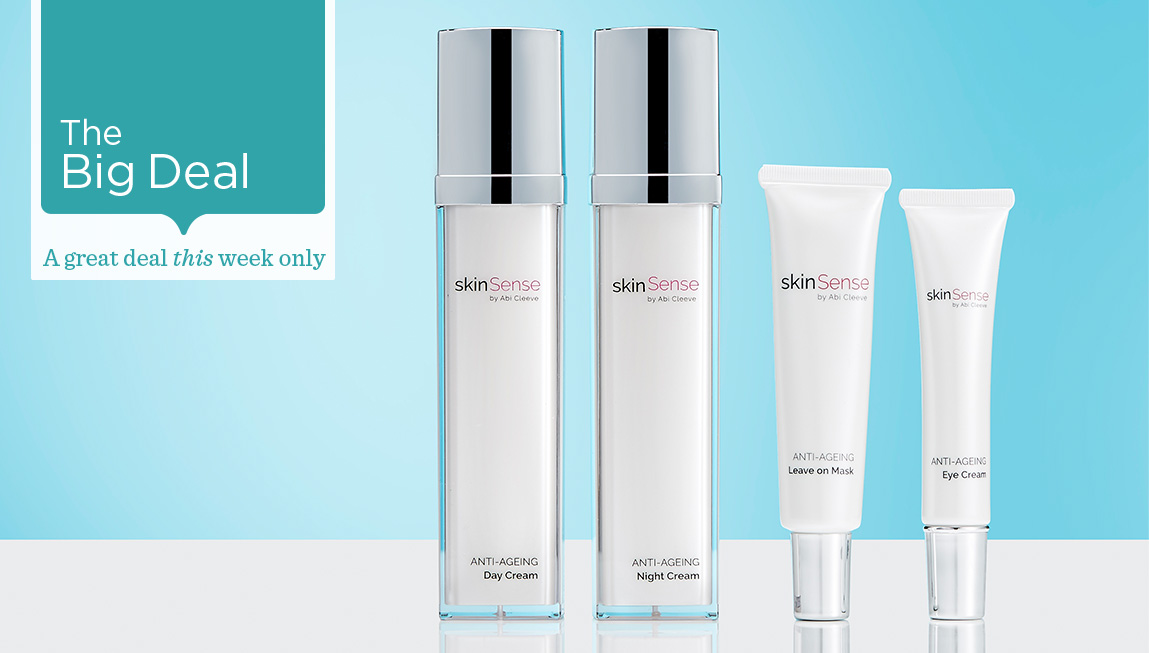 Skinsense Anti-ageing Collection
