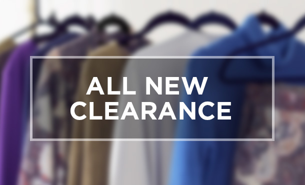 All new clearance