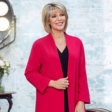 Ruth Langsford's style