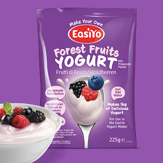 how to make easiyo yogurt