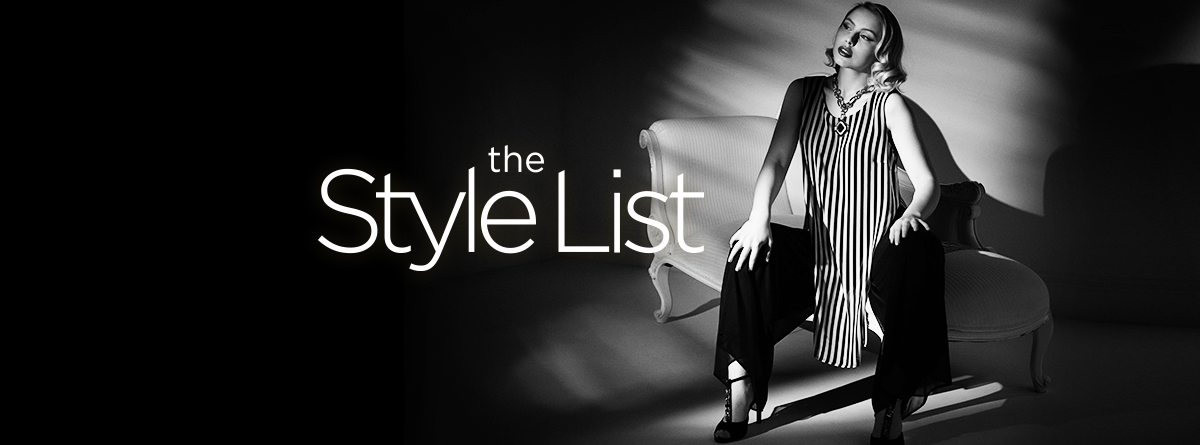 The Style List: Black and White