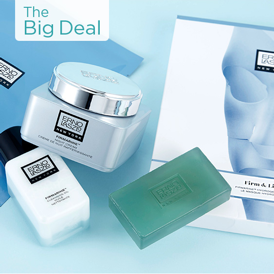Erno Laszlo 3 piece Sleep Tight Skincare Collection
