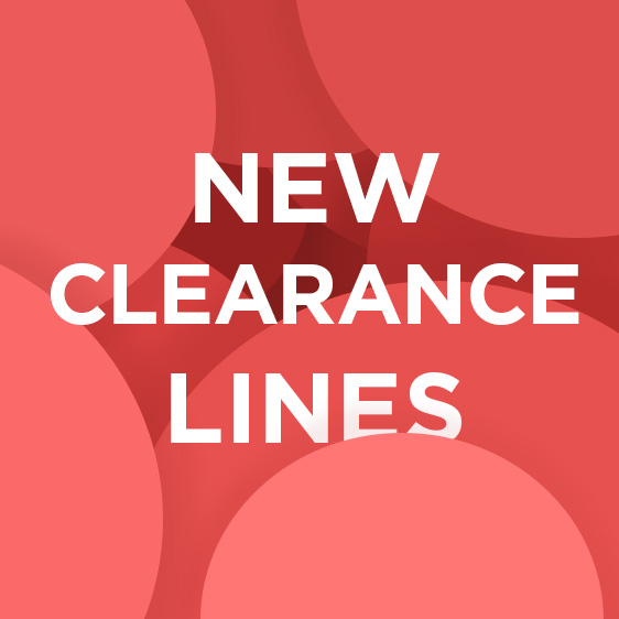 New Clearance Lines